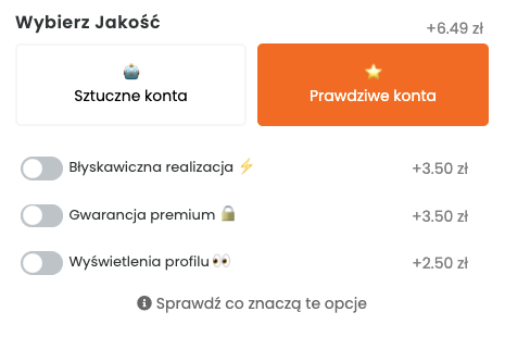 polscy followersi na instagramie